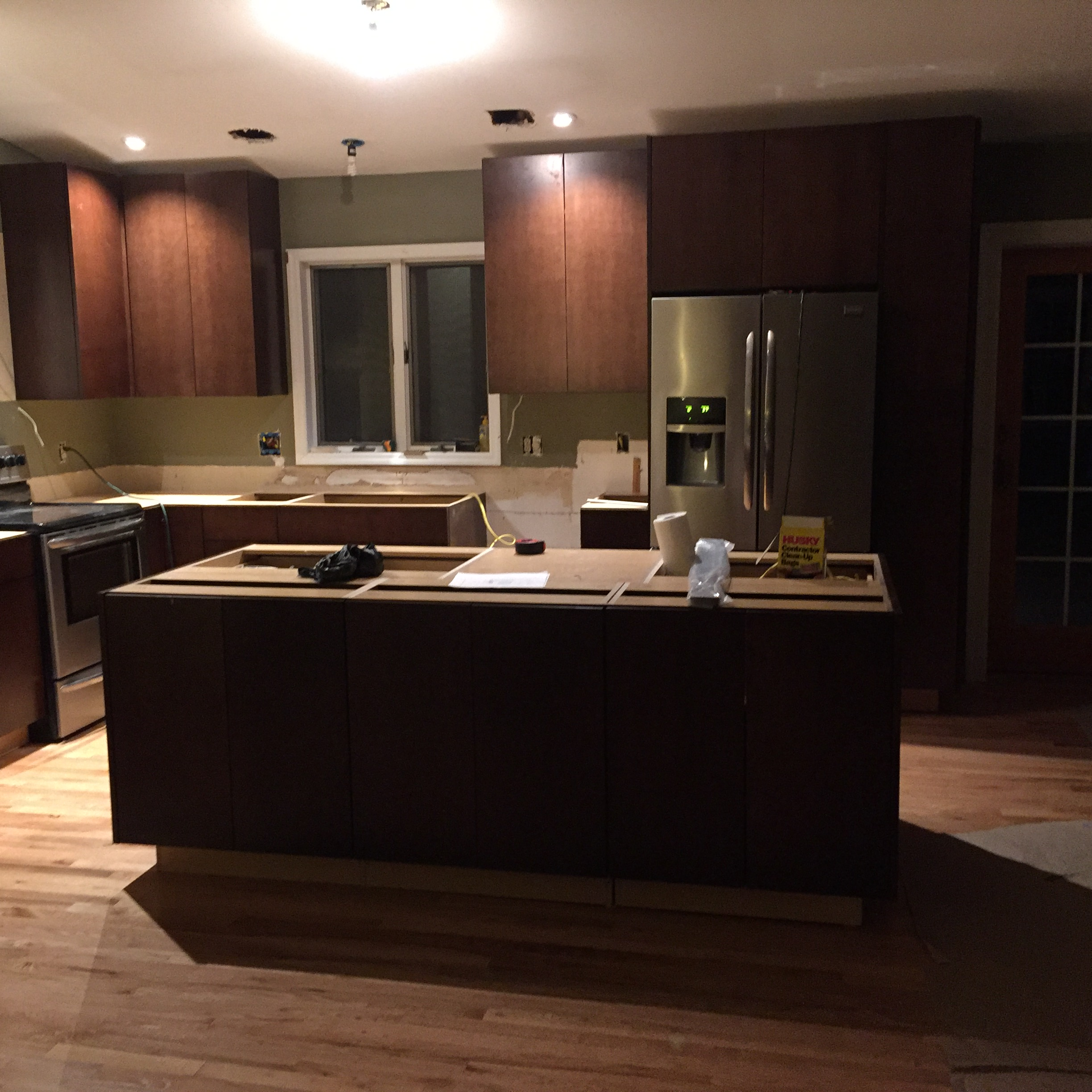 Cabinets completed view4.JPG