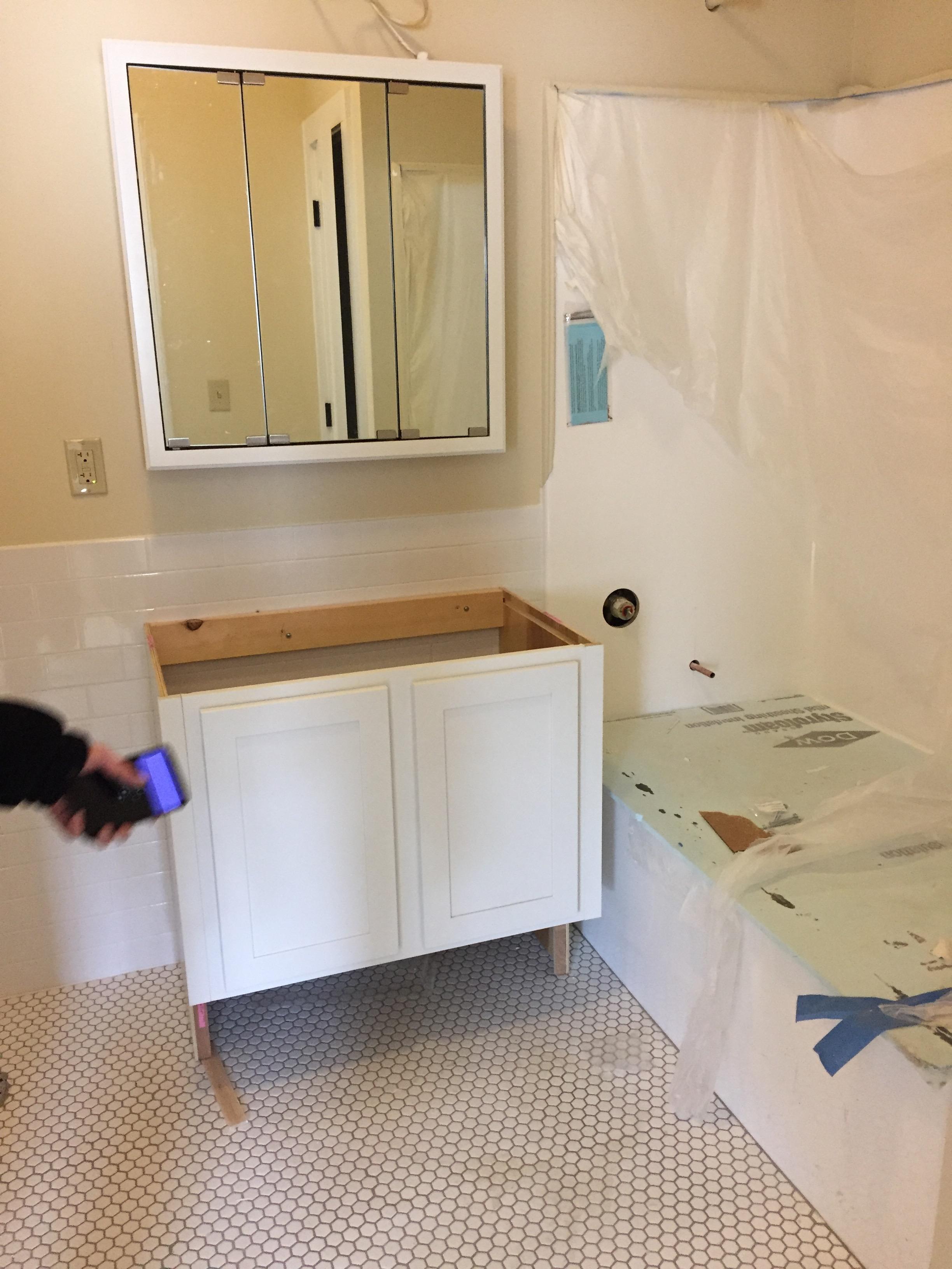 PUF Bathroom