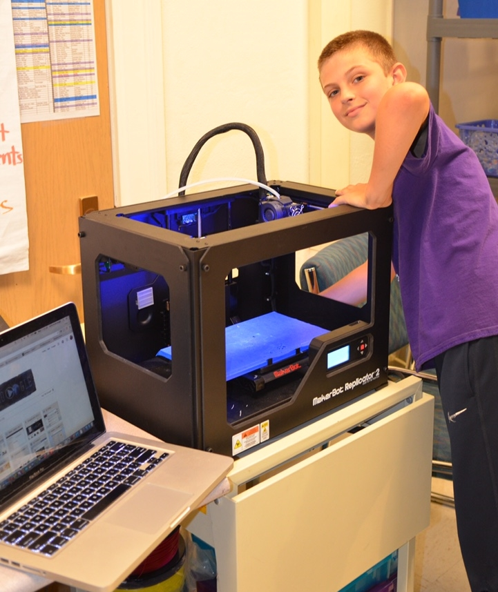Makerspace printer.JPG
