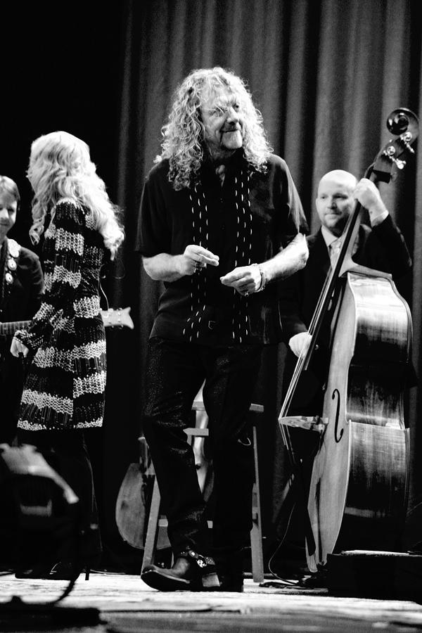 Allison Krauss & Robert Plant