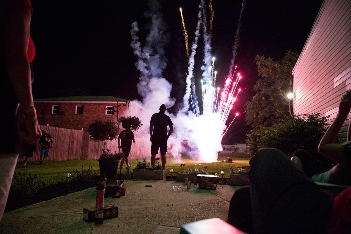 Independence Day. Keansburg, NJ