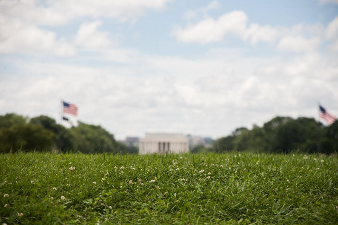 Lincoln Memorial. Washington D.C.