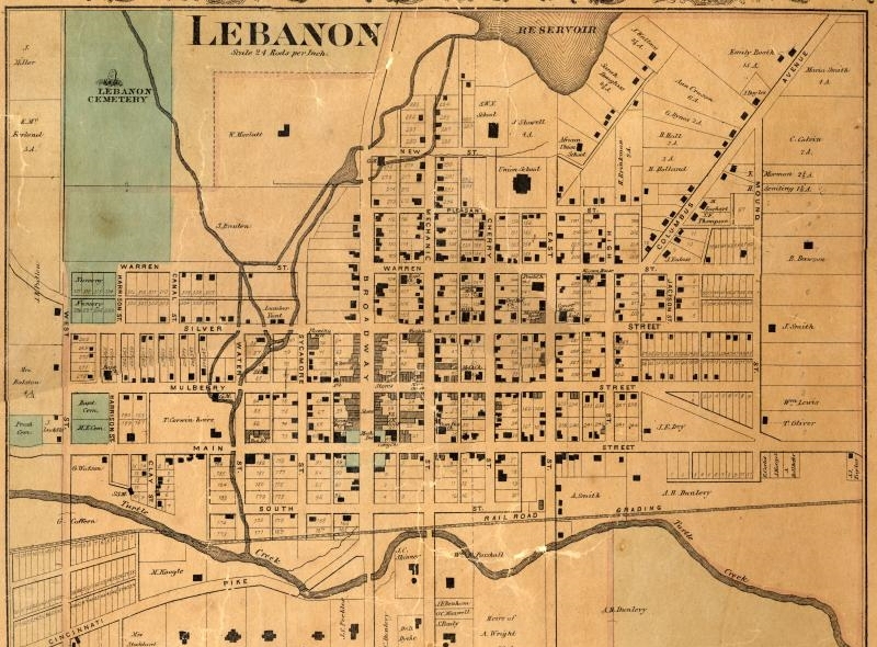 Historic Lebanon