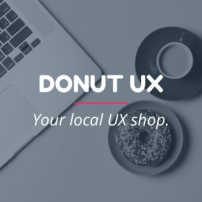 Click the image to go to  DonutUX.la