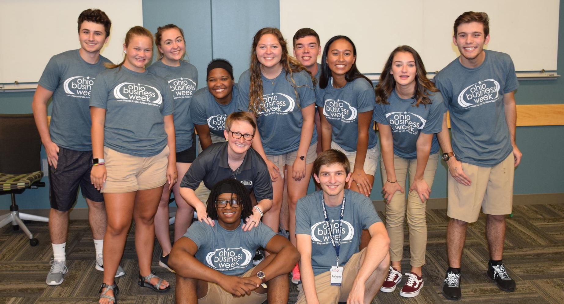 2018 Alumni Volunteers