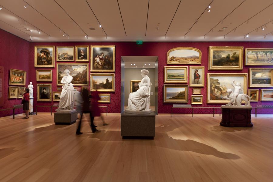 MFA Boston_Red room gallery.jpg