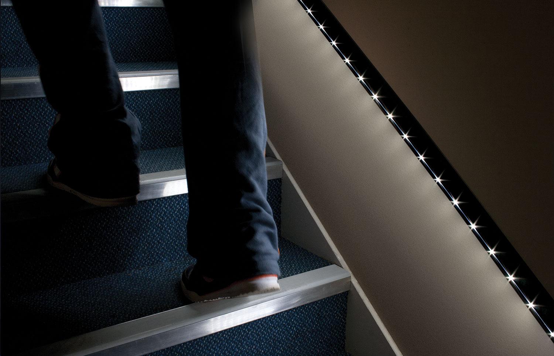 USHER™  LED Wayfinding Lighting System