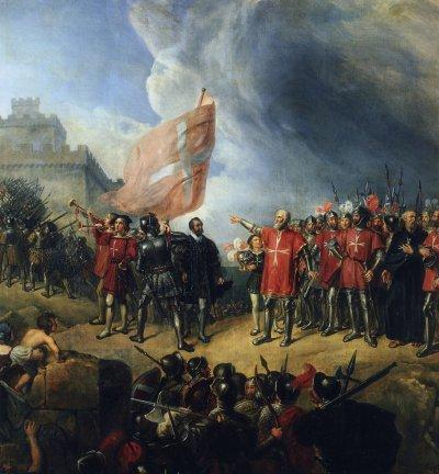The Great Siege of Birgu 1565