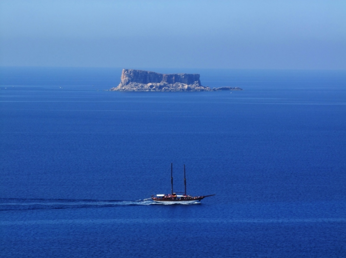 Fifla island in Malta