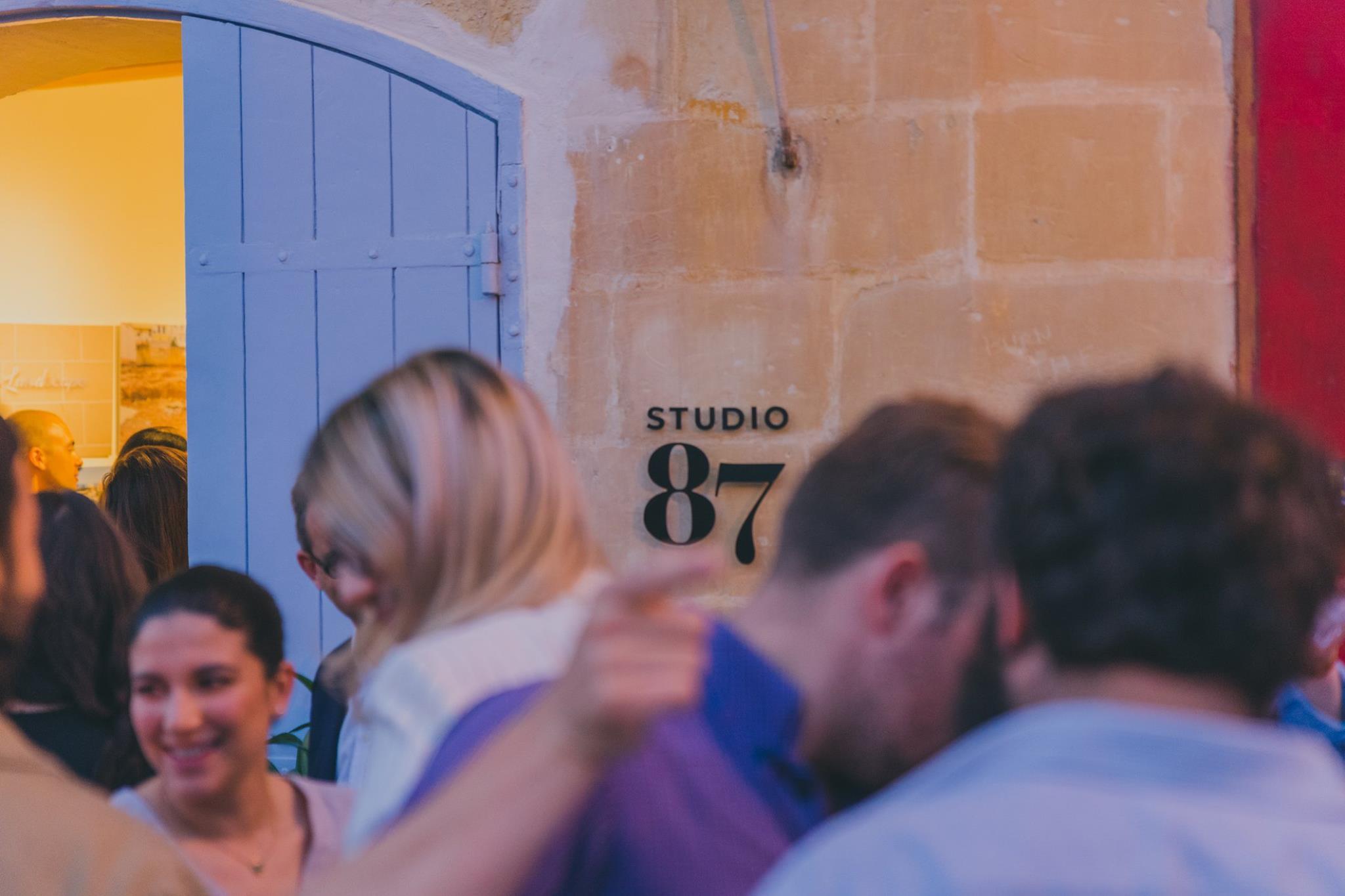 Image courtesy of Studio 87, shot by Geoffrey Zarb Adami
