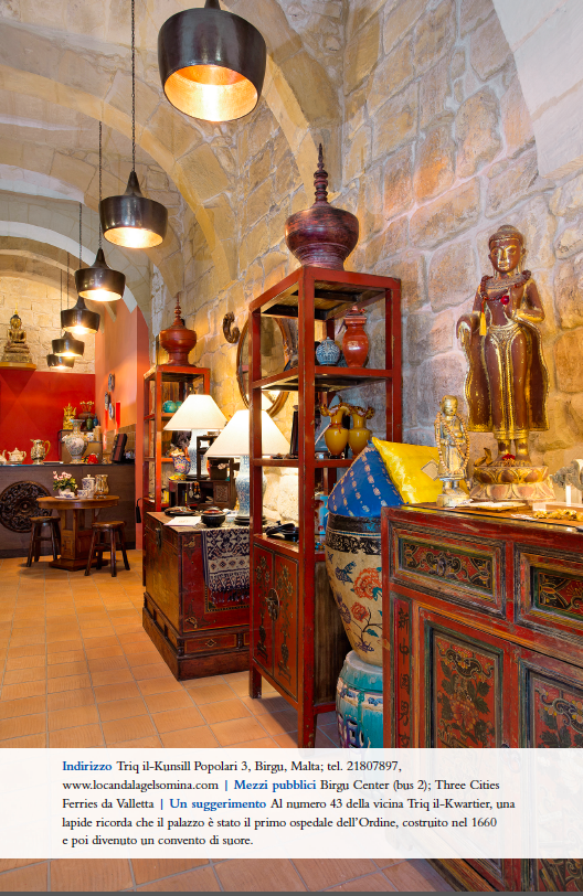 111 Places not to Miss in Malta