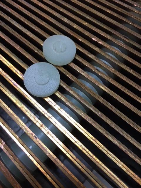 G-10 Buttons