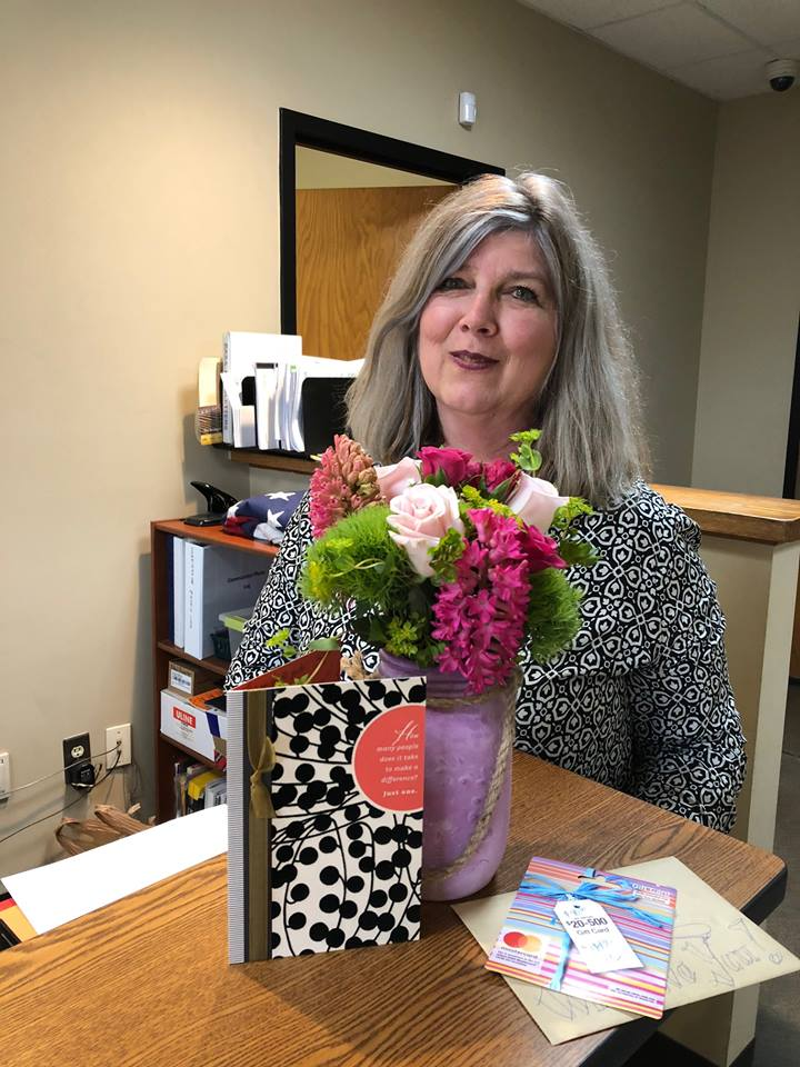 ICC 35 Random Acts of Kindness - Lana administrative assistant day