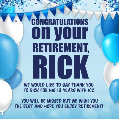 Rick Retirement