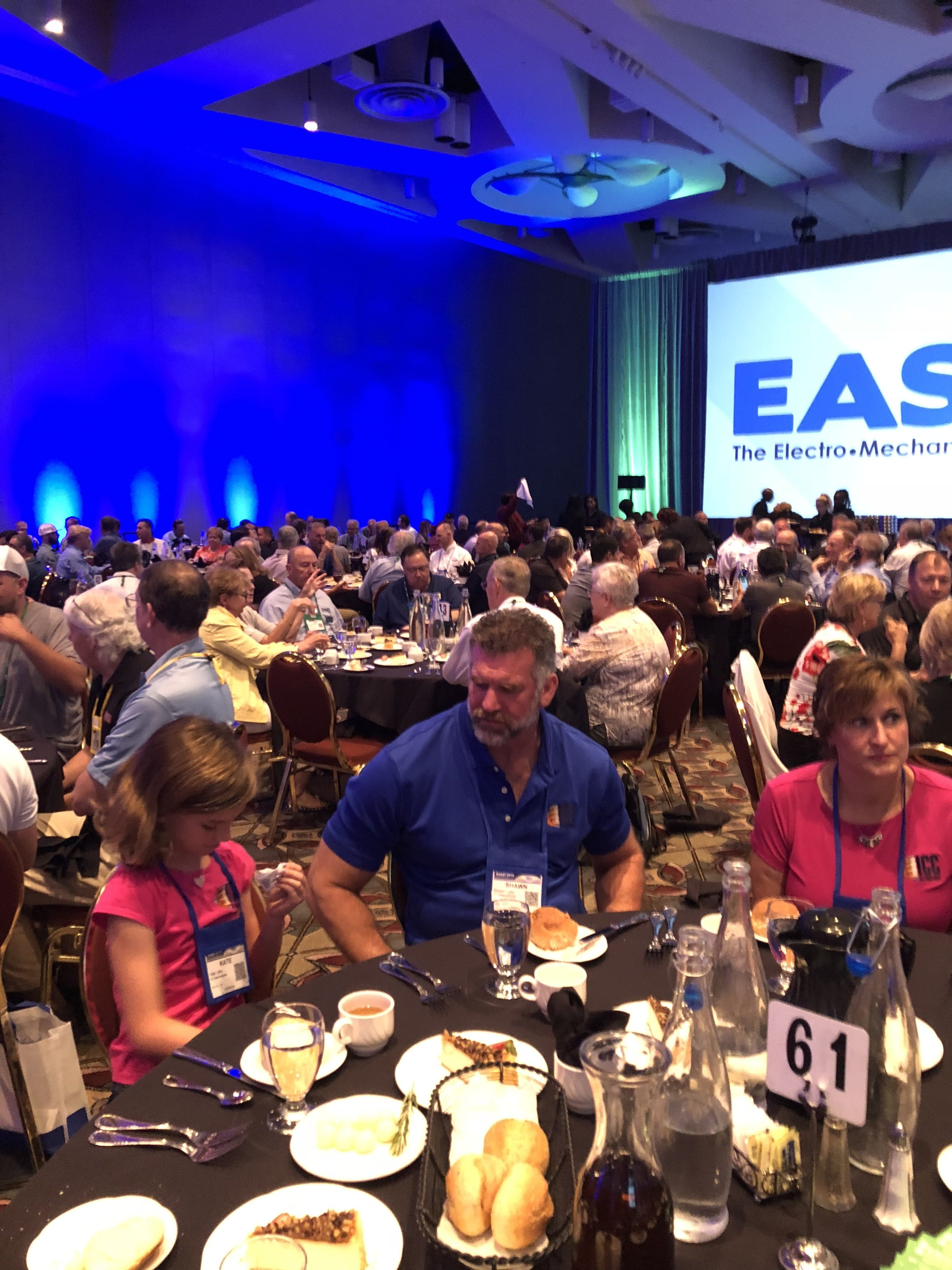 Convention Kick Off Luncheon