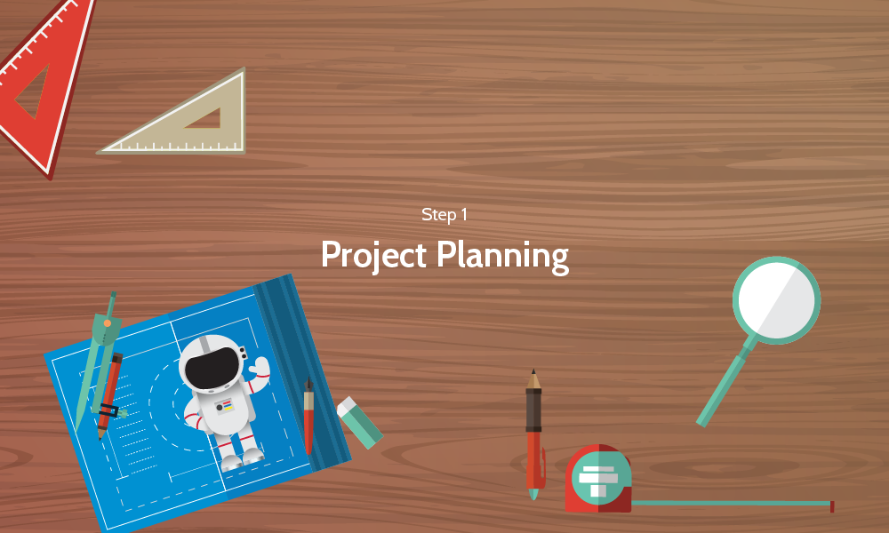 Step 1: Project Planning