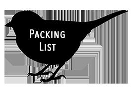 conservationpackinglist