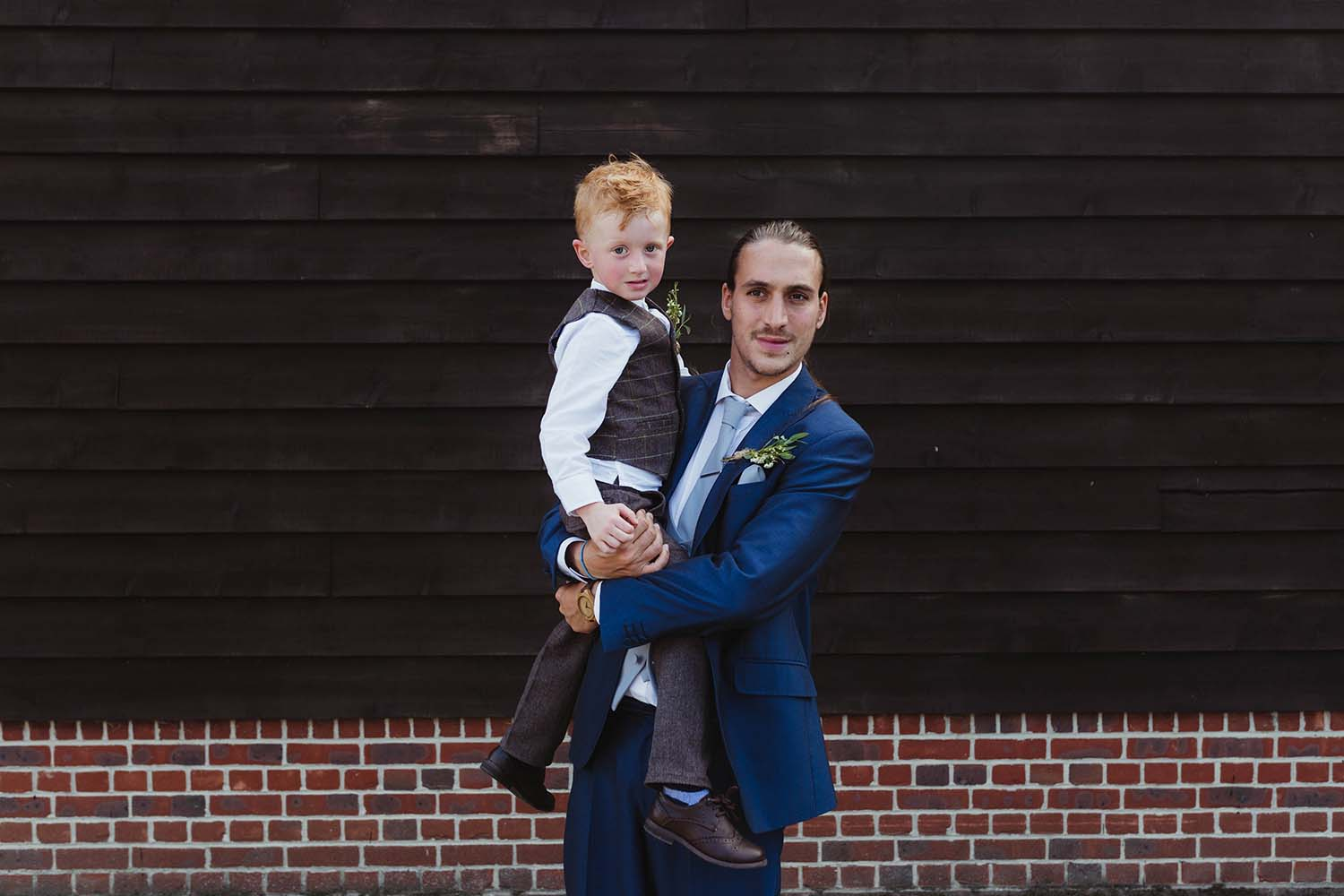 toronto wedding photographer copperred father and son