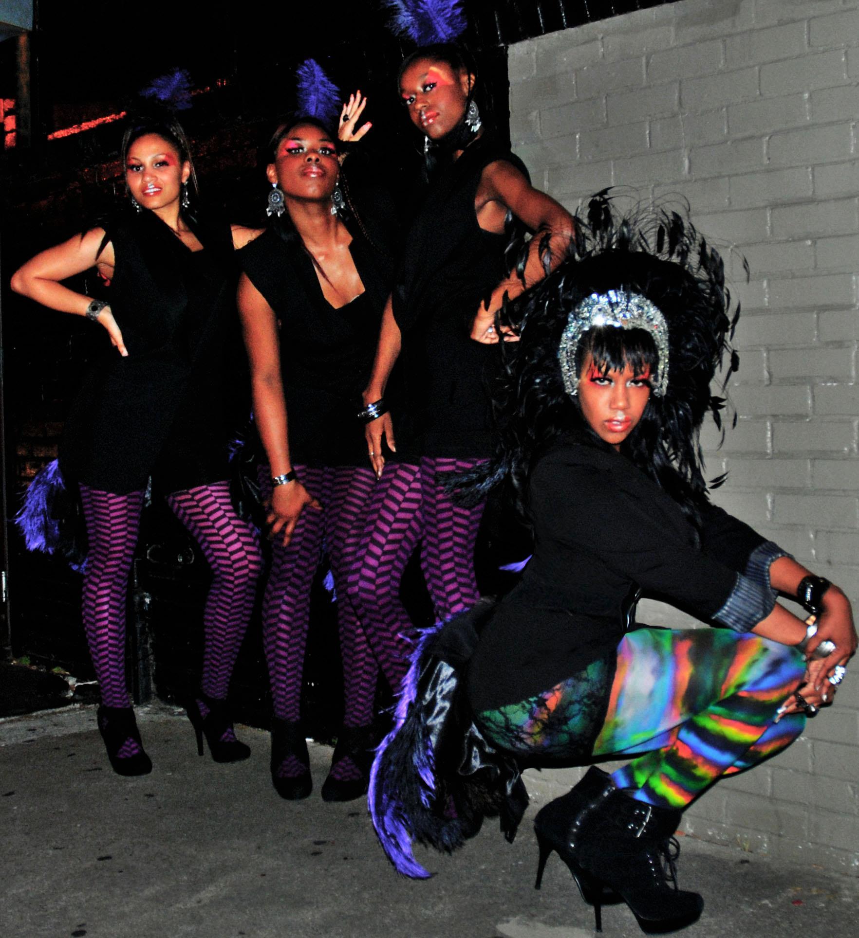 Sydnee-Jane & The Jane-Ettes (We Love Colors Brand Ambassadors)