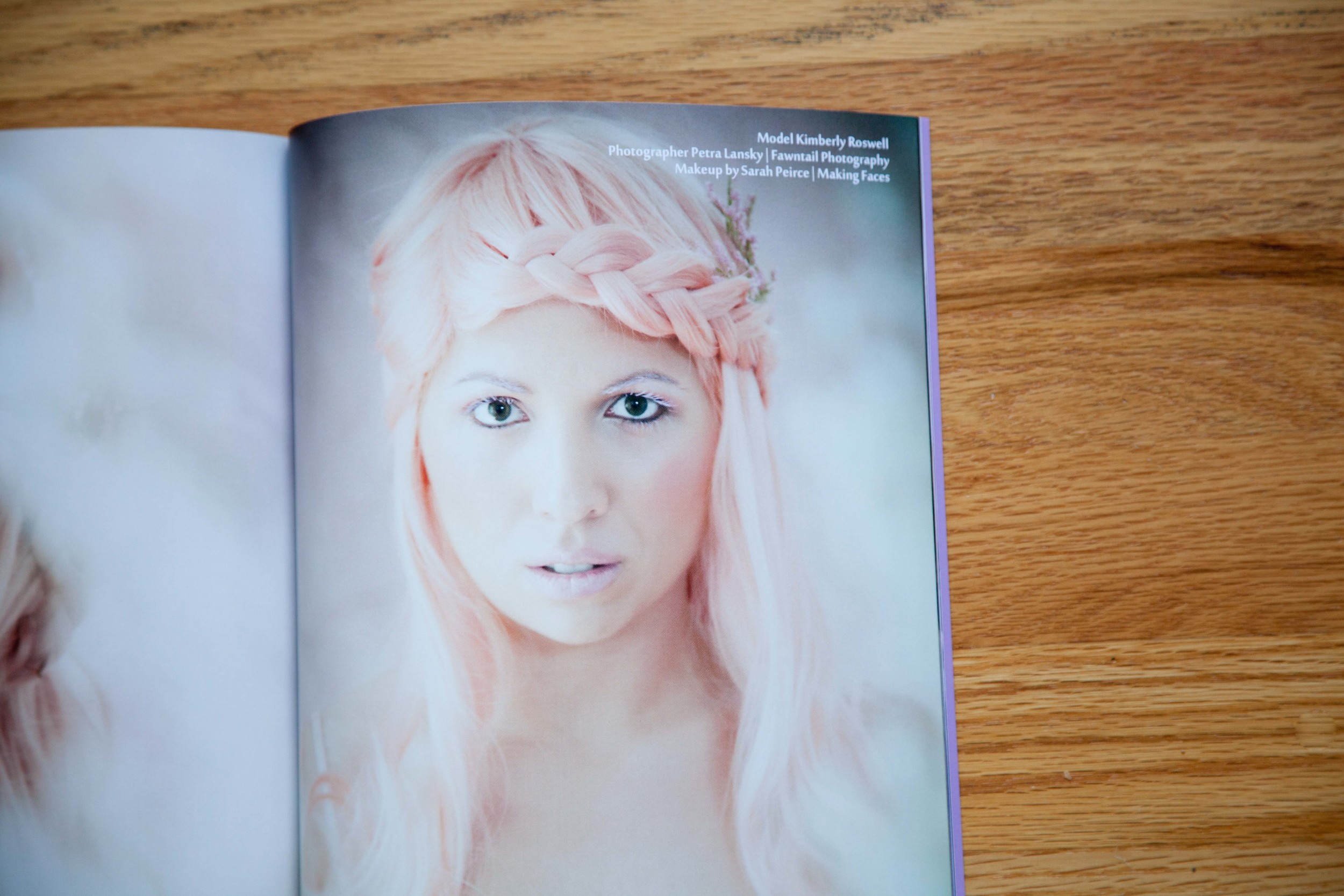 Ethereal Art Magazine Featuring Fawntail Photography