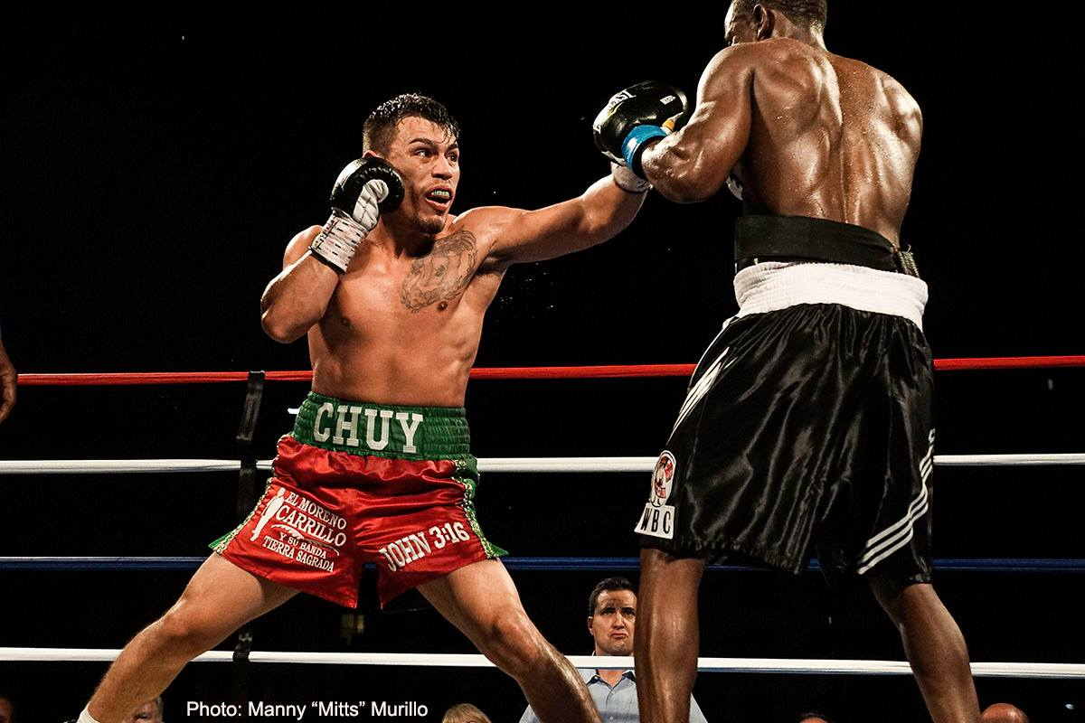 "Photo: Manny ""Mitts"" Murillo"