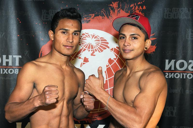Ricardo Espinoza, 115.5 vs. Francisco Javier Lapizco, 115