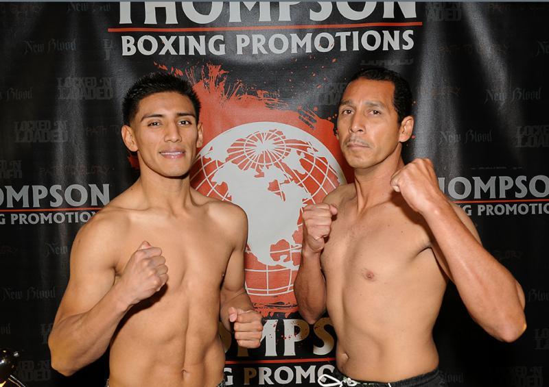 Jhordy Ramirez, 120.3 vs. Joel Cano, 120.5