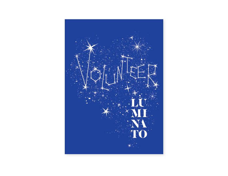 Luminato 2018 — Volunteer T-shirt