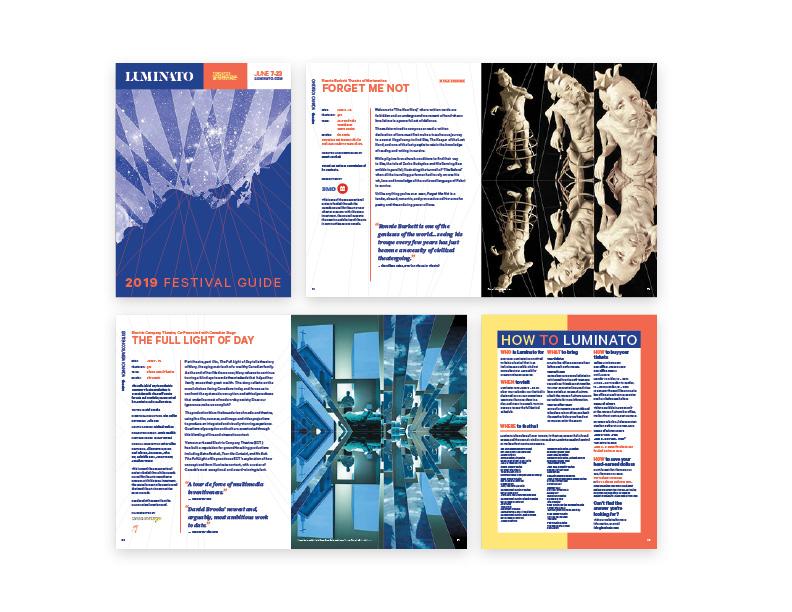 Luminato 2019 Program Guide