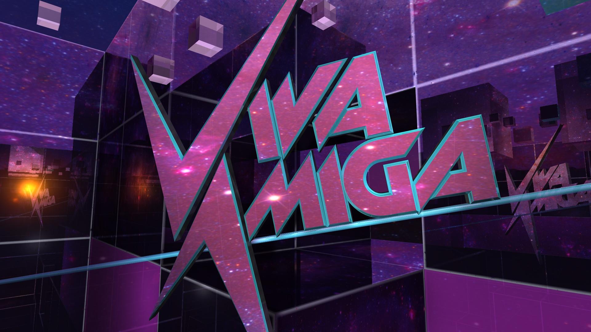 Viva Amiga - Original soundtrack work for Zach Weddington's successfully kickstarted documentary on the history and culture of the Amiga computer. 2016