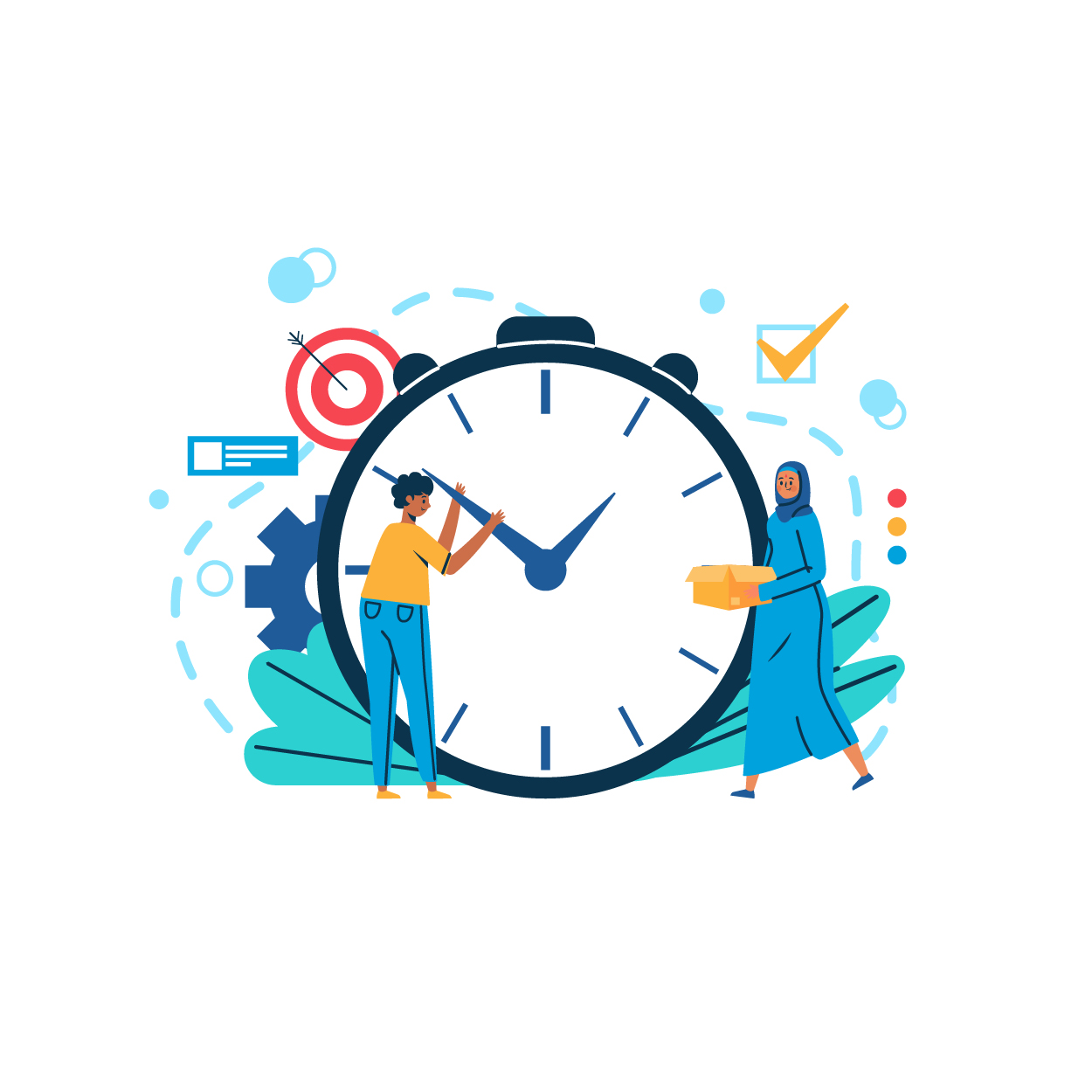 Time - Kemialytics reduces time on research
