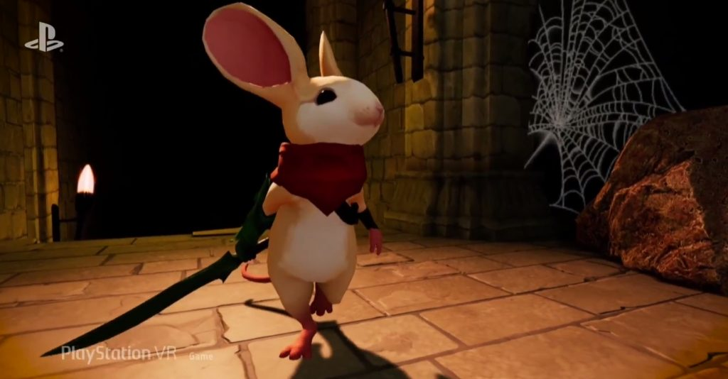 Moss for Playstation VR