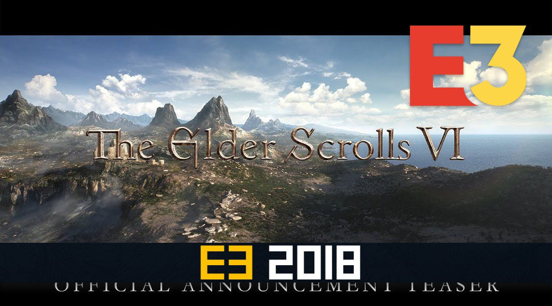 Elder Scrolls IV Logo