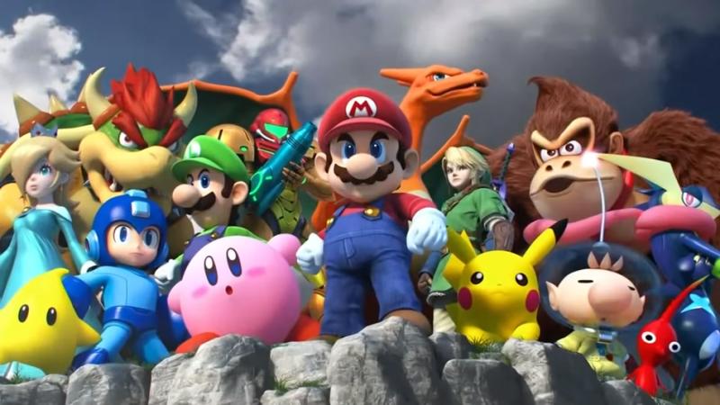 Super Smash Bros. for Wii U Image