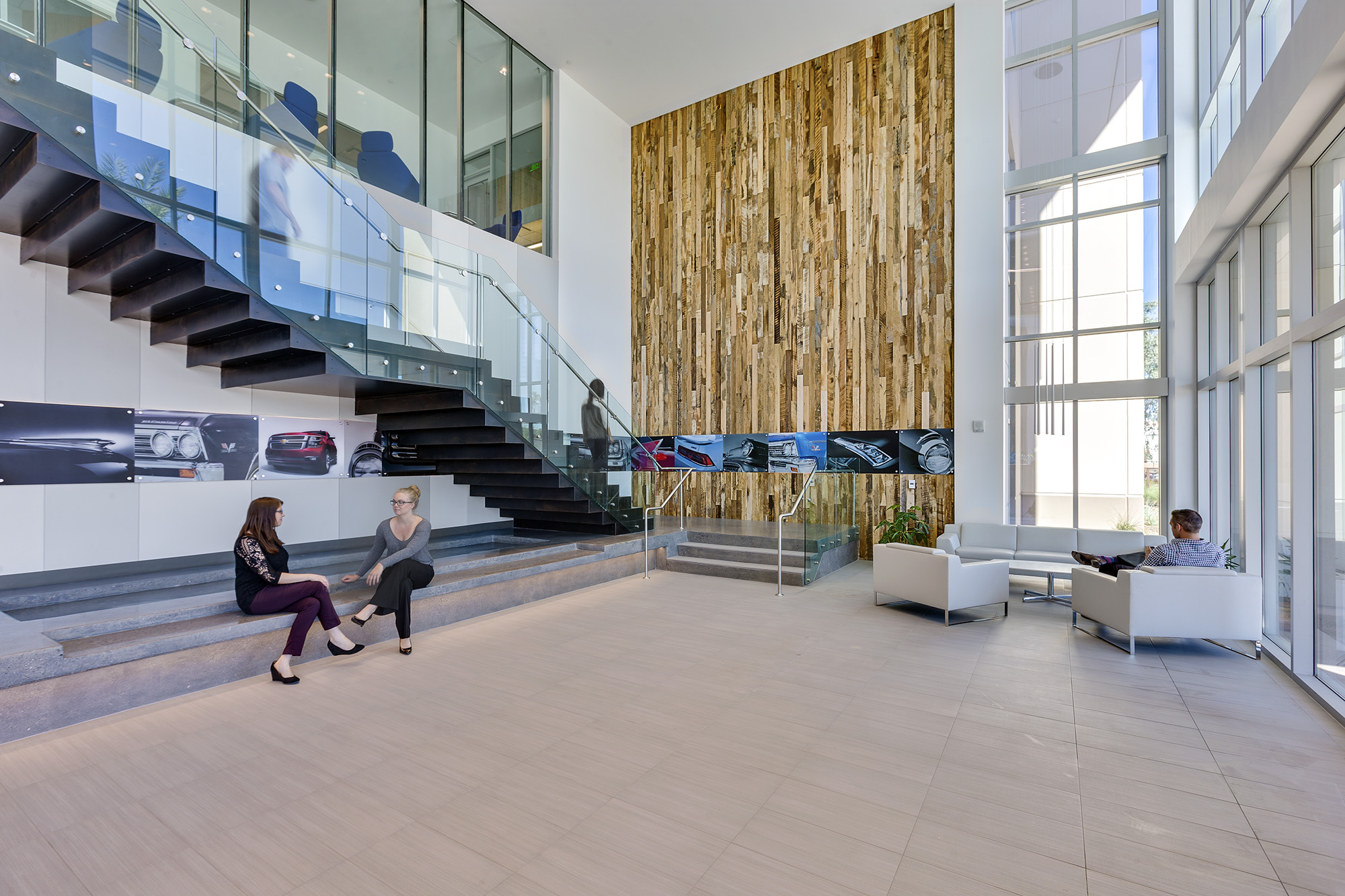 General Motors IT Innovation Center