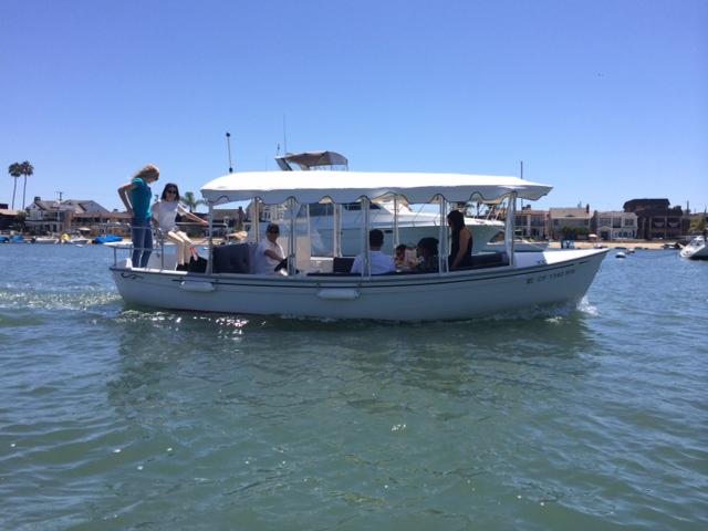 Duffy Boat Scavenger Hunt • 2014