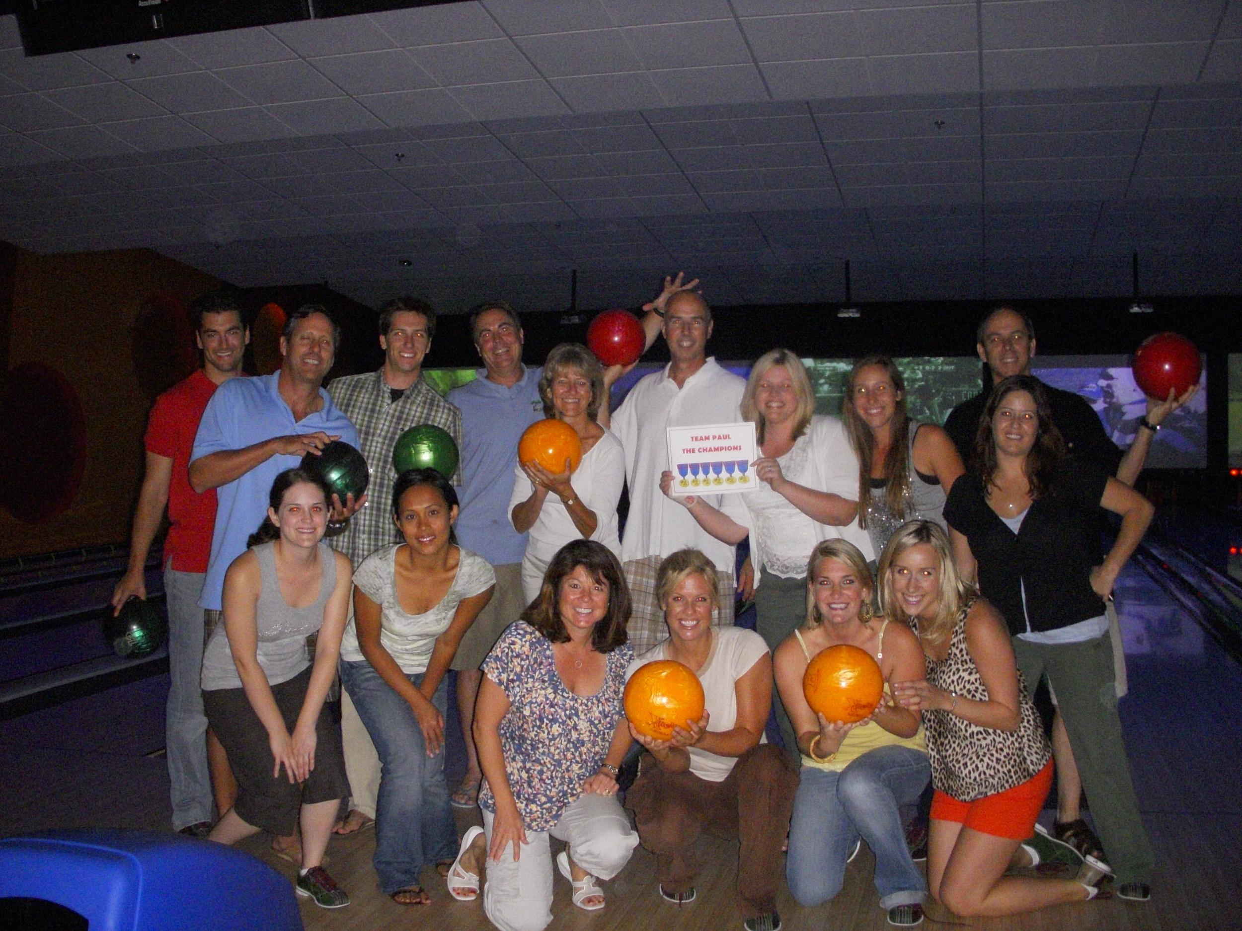 Team Bowling • 2008