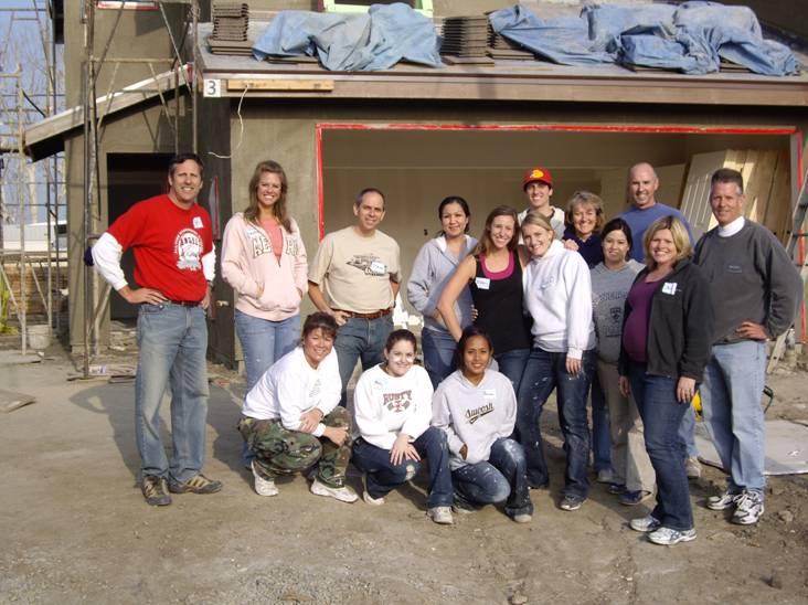 Habitat for Humanity • 2008