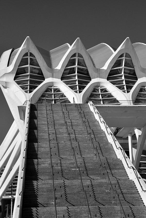 Calatrava Ciudad de Las Artes y Las Ciencias Valencia, Spain 1