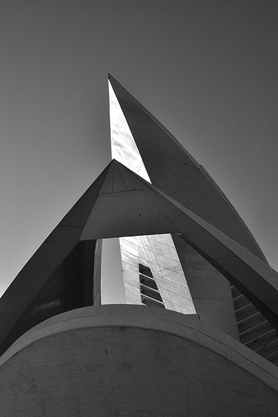 Calatrava Ciudad de Las Artes y Las Ciencias Valencia, Spain 2