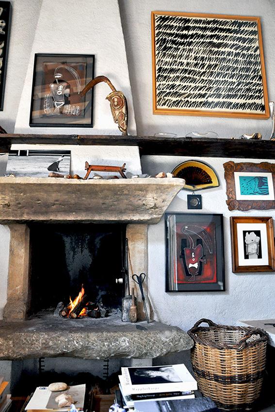 Elsa Peretti home Sant Marti Well, Spain 1
