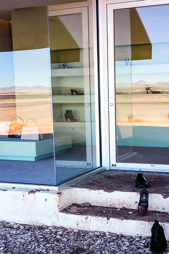 Escape From Prada Marfa Marfa, Texas