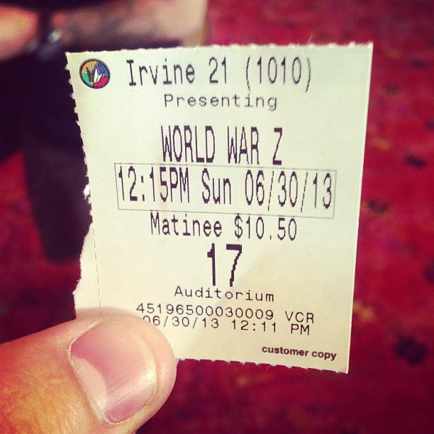 Audio A movie date