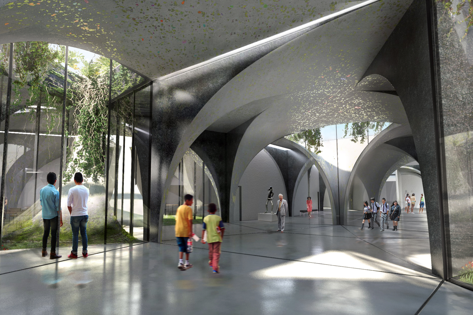 lima art museum  mali competition 2016