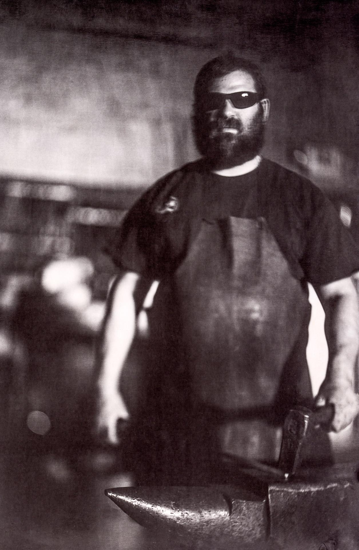 Adlai Stine: Blacksmith