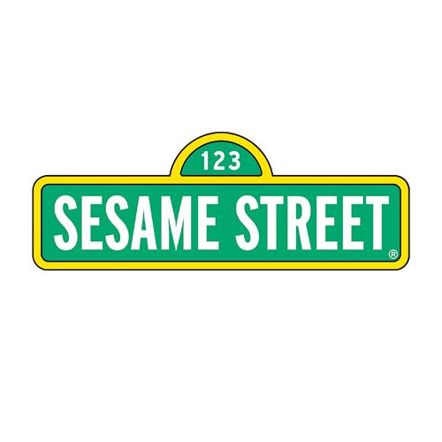 Sesame Street (Sesame Workshop)   Copy and design