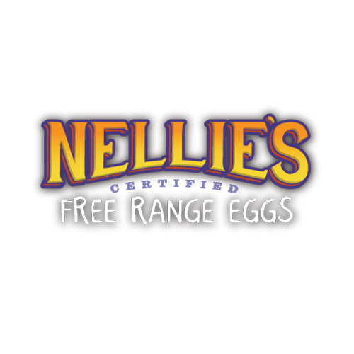 Nellie's Free Range Eggs   Design