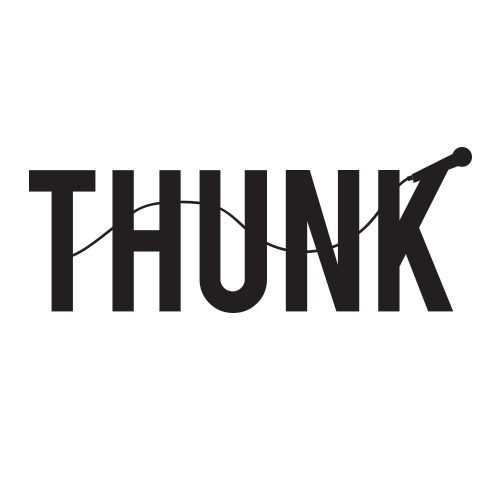 THUNK a cappella  Brand, design and copy