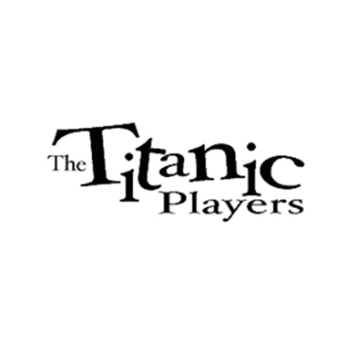 The Titanic Players   Design and copy