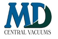 MD Central Vacuums logo